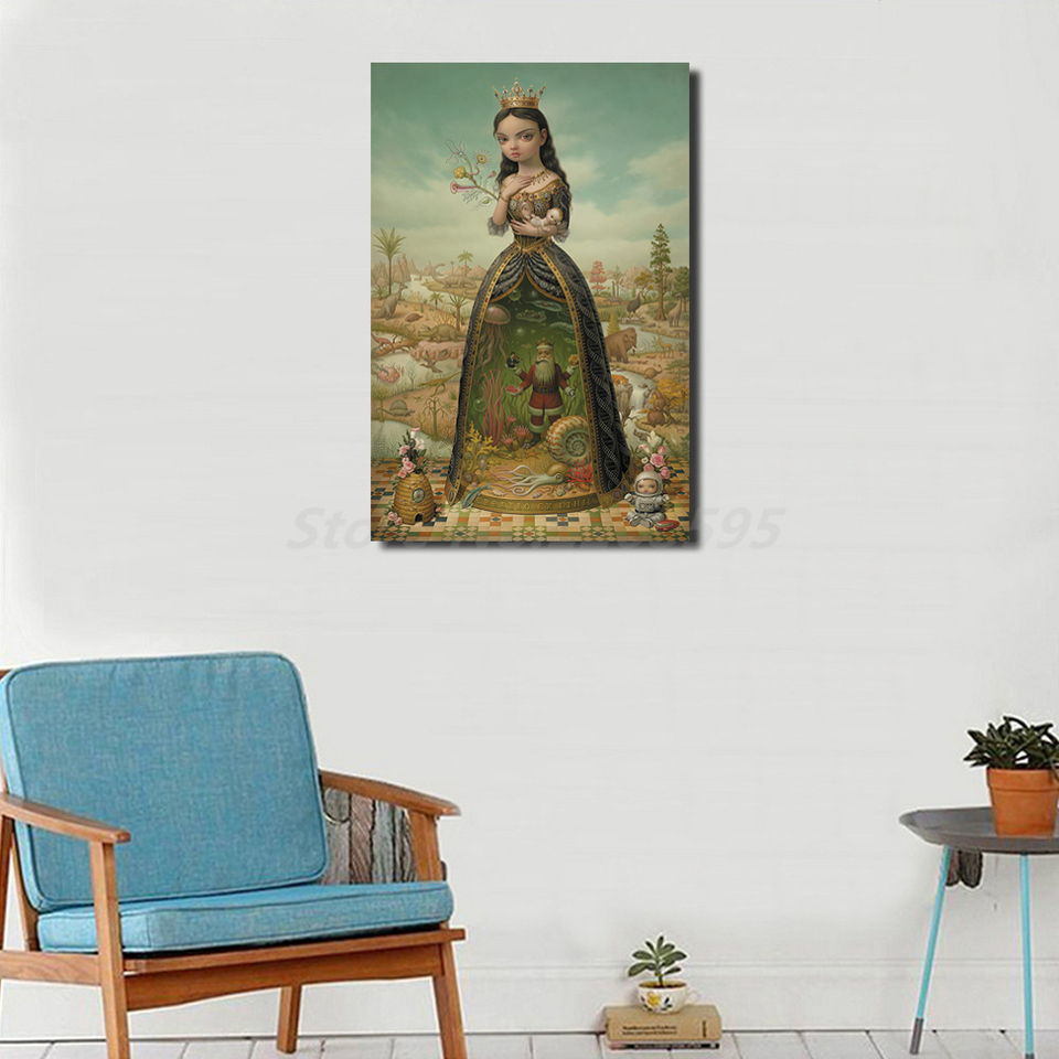 を Creatrix マークライデン壁アートキャンバスポスターやプリント