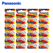 Panasonic 20Pcs/Lot CR2032 Button Battery 20mm*3.2mm 3V Lithium Button Coin Cell Watch Batteries  for Watch Computer CR 2032 батарейка energizer lithium тип cr2032 3v 2 шт