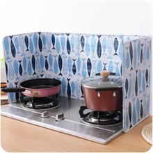 Anti Splatter Shield Guard Frying Pan Cooking Oil Splash Screen Kitchen Cover