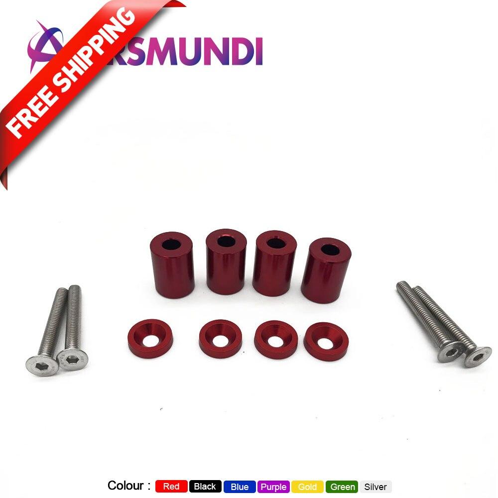 Fijn Aluminium Billet Hood Vent Afstandhouder Riser Kits Voor Alle Turbo/motor/motor Swap