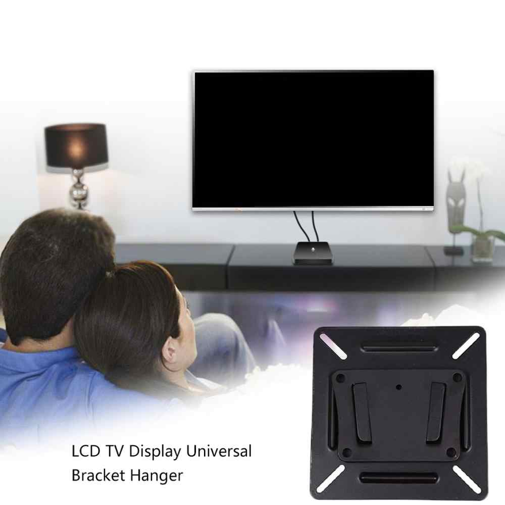 مهد LCD صغير 14-32 بوصة حامل التلفزيون العالمي جهاز تلفزيون يُثبت على الحائط مهد مناسب للمناسبات المنزلية والتجارية