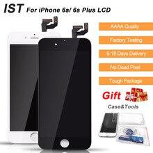 АААА 100% ist оригинальный ЖК-дисплей для iPhone 6 S плюс ЖК-дисплей Дисплей планшета Экран 4.7 5.5 качество Замена Оригинальный Экран ЖК-дисплей s