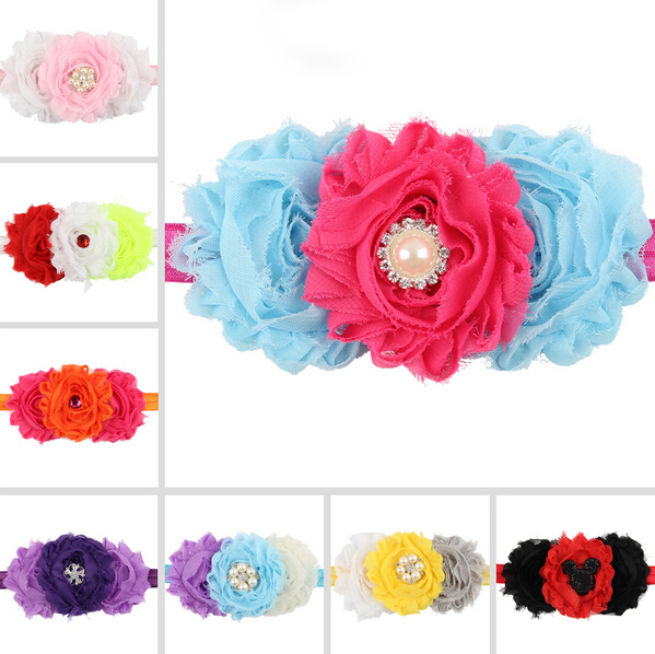TWDVS Newborn 3 Flower Эластичные аксессуары - Аксессуары для одежды - Фотография 6
