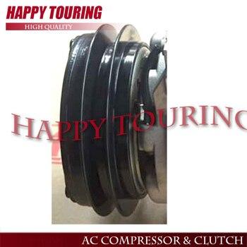 DKS15D AC Compressor Embreagem para o Carro MITSUBISHI TRITON L200 Pick up D-MAX MN123626 MN123625 506211-9191 Z0009897A 506012-1511