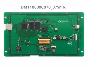 Image 4 - Dmt10600c070_07w 7 polegada dwin porta serial hd ips tela de toque rtc leitor de música...