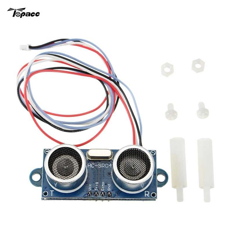 2018 Flight Controller Ultrasonic Wave Altitude Digital I2C Module For  PIXHAWK PIX APM PIXHACK for RC Model Sonar DIY Parts