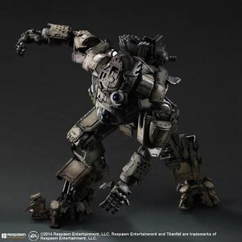 PLAY ARTS 27cm Titanfall Atlas Action Figure Model Toys 2