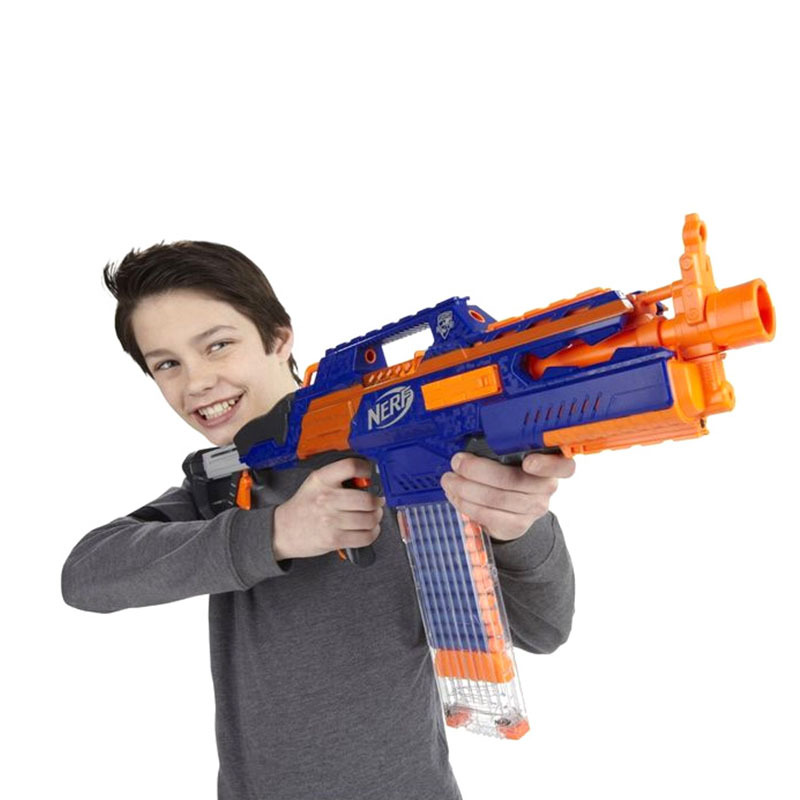 Nerf Year 2014 Star Wars Rogue One Series SERGEANT JYN ERSO Blaster with  Lights and Sounds