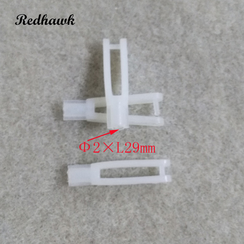 100pcs Nylon Clevis1.8xL29mm For RC Model Planes Airplanes Parts Aircraft Aeromodelling Jet Replacements free shipping набор канцелярский planes