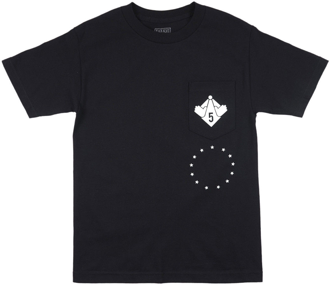 Black Scale Guardian Pocket T-Shirt MensBLVCK SCVLE