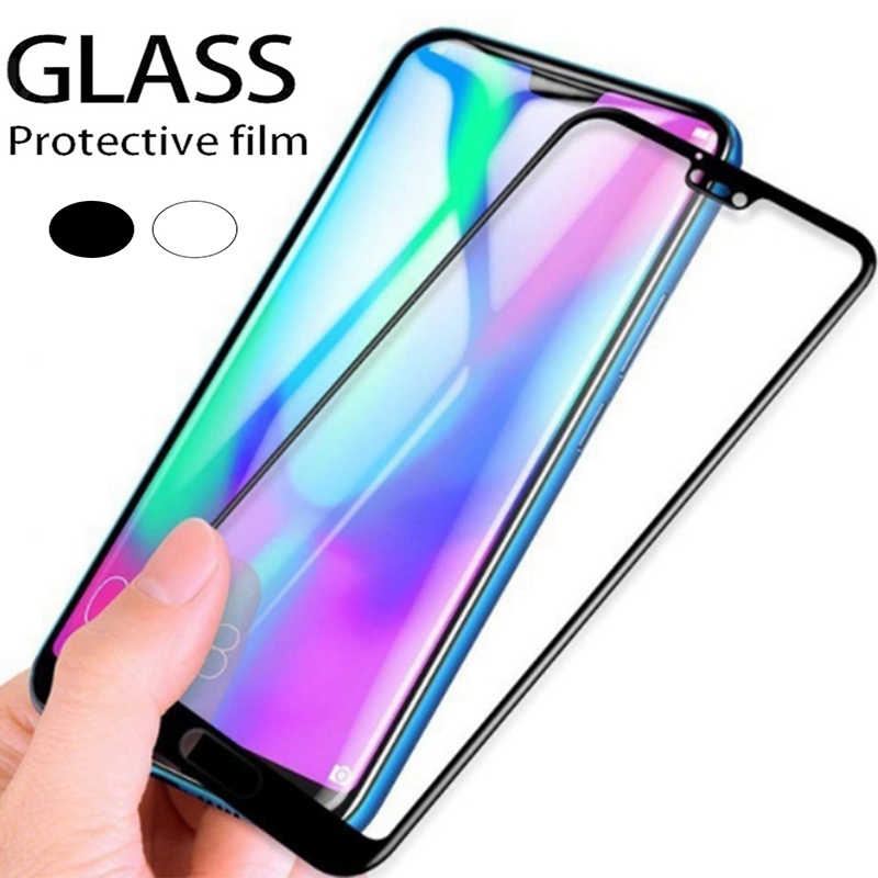 Premium 2.5D 9H Tempered Glass For Huawei Y7Pro Y6 Y9 P Smart Plus 2019 on Honor 10i 20i 8S 8A 8C 8X Max Screen Protective Film