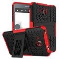 Heavy Duty Броня Hybrid ТПУ + Пластик Противоударный Hard Cover для Samsung Galaxy Tab A 9.7 T550 T555 Стенд Tablet случае