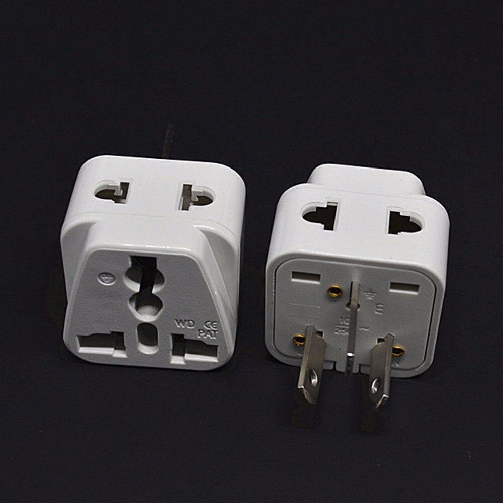 Us to uk ac power plug white black travel wall adapter plug converter - Australian China Type I Travel Adapter 2 Way Outlet Power Plug Change Us Eu Uk Swiss Italy Japan To Au 3 Pin