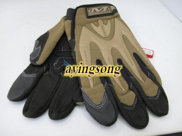 cycling gloves Good ! Tactical Gloves,Army Full Finger Airsoft Combat Tactical Gloves ( Sand)