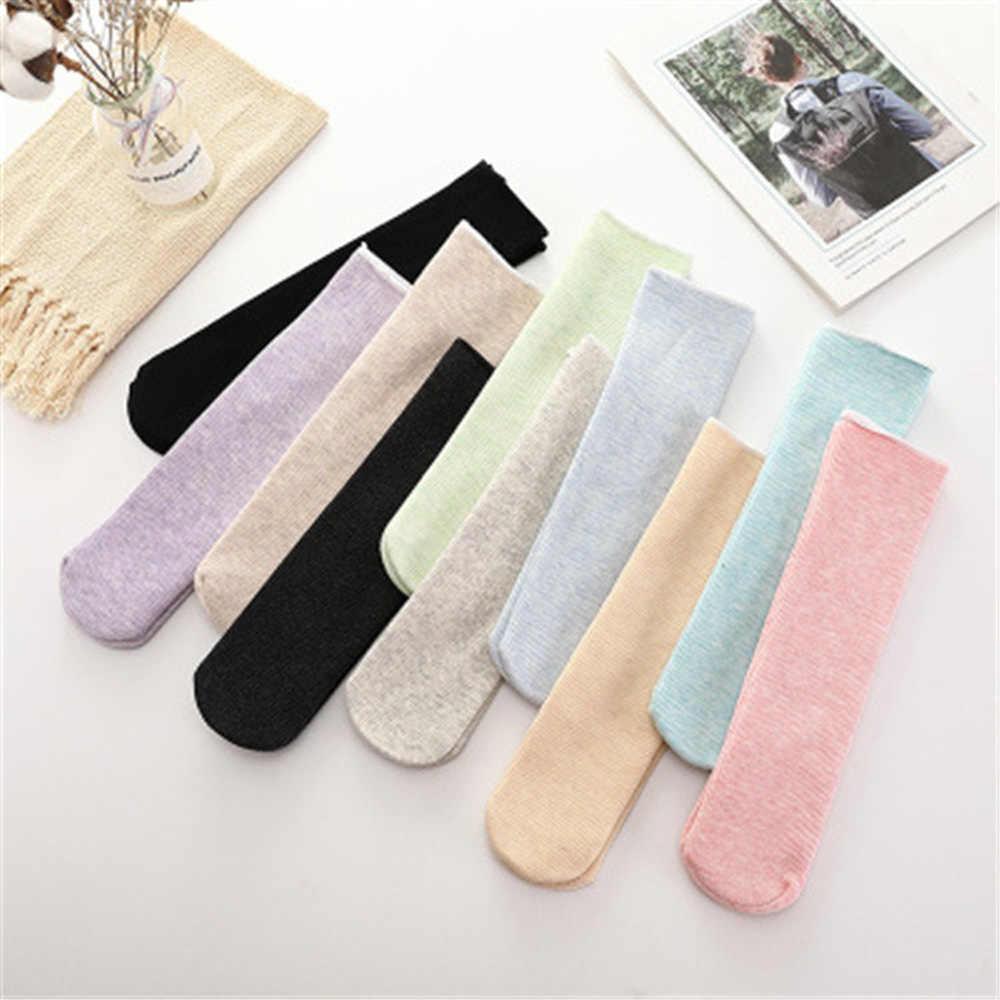 La MaxPa 1 pares de Wamer de invierno mujeres hombres Thicken lana térmica Cachemira calcetines de nieve botas de terciopelo sin costuras calcetines para dormir k549