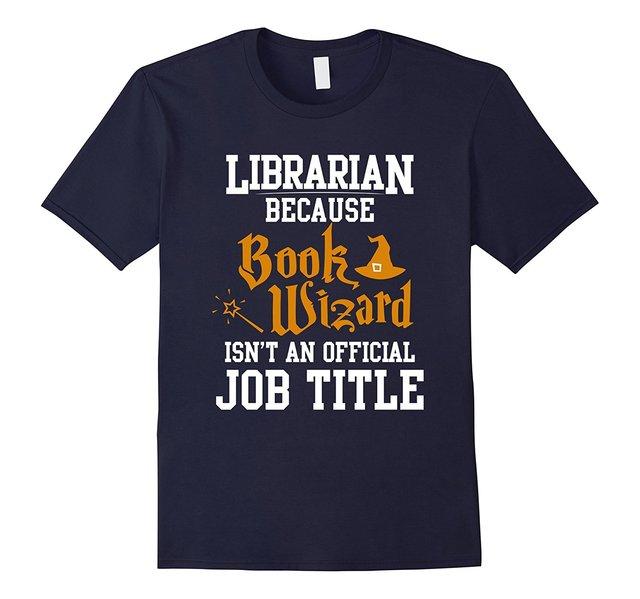 Librarian Because Book Wizard Isn\u0027t An Official Job Title 2017 hot - cool summer jobs