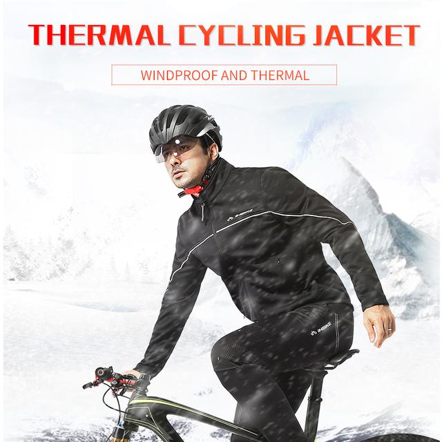 INBIKE Men's Cycling Set