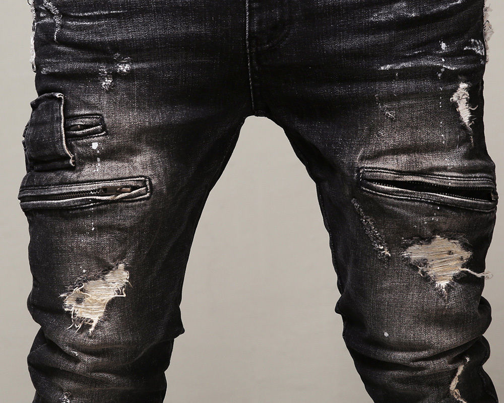 Ripped Men Jeans ($ - $): 30 of items - Shop Ripped Men Jeans from ALL your favorite stores & find HUGE SAVINGS up to 80% off Ripped Men Jeans, including GREAT DEALS like Men's X-Ray Jeans Men's Ripped Stretch moto jeans 34 32 Olive Green ($).