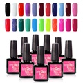 Arte Clavo 10ml Hot Sale 90 Colors Soak Off UV Gel Polish Nail Gel Nail Art Salon Gel Lacquer