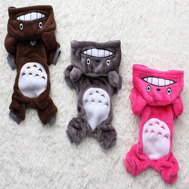Totoro Dog Hoodie