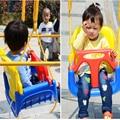3 em 1 Multifuncional Balanço Do Bebê Crianças Balanço Ao Ar Livre Cesta de Suspensão Balanço Assento de Segurança Infantil Brinquedos Engraçados Brinquedos Do Esporte Novo