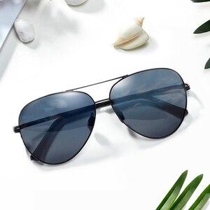 Image 2 - Youpin Turok TS מותג מקוטב נירוסטה שמש מראה עדשות זכוכית ילדי UV400 משקפי שמש חיצוני נסיעות גבר אישה H30