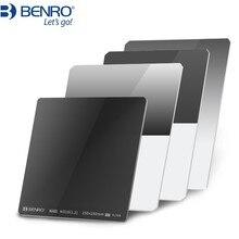 Квадратный фильтр 75 100 150 170 мм benro GND 0,9 1,2 1,8 квадратный зеркальный мягкий и твердый обратный средний серый градиентное зеркало