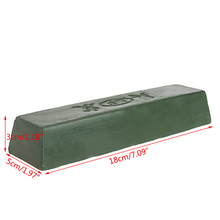 Sharpener Polishing Wax Paste Metals Chromium Oxide Green Abrasive Paste