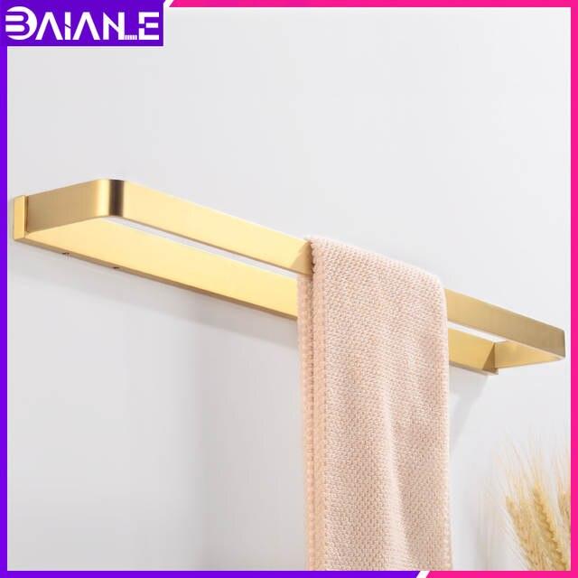 Towel Bar Gold Br Holder