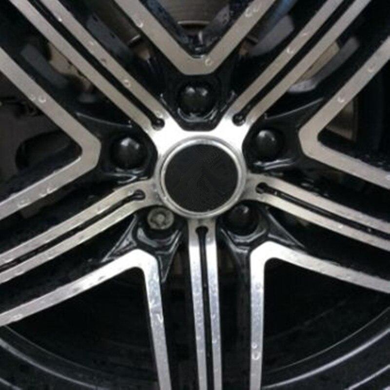 20 St/ücke Auto Hub Screw Cover Special Socket Bolt Felgen 17mm Auto Radmutter Kappen