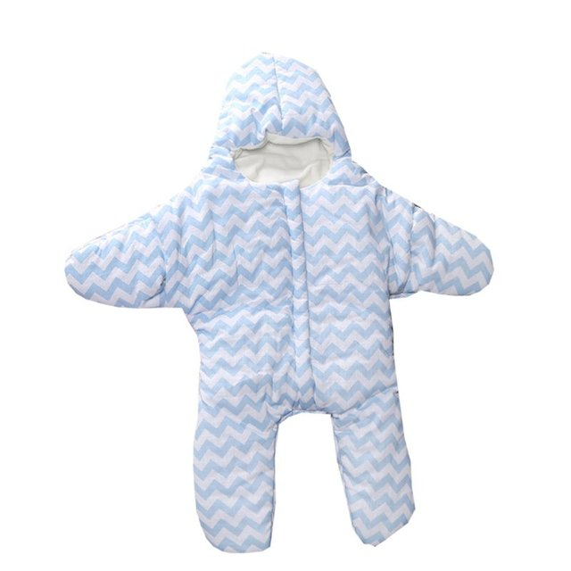 Tiburón de la Historieta al por menor pretty Sleepsacks sacos de dormir recién nacido cochecito de bebé ropa de cama de invierno cálido algodón suave Sleepsacks LH7s