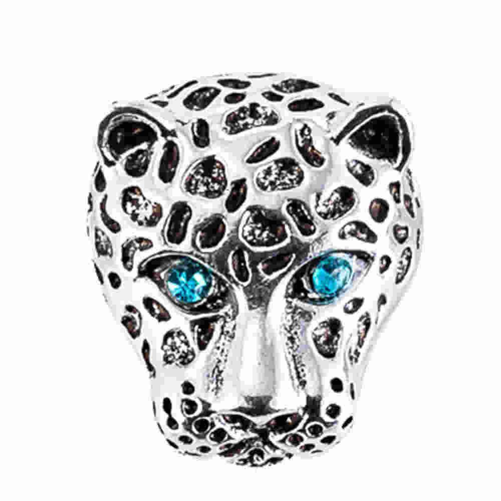 Nowy leopard zatrzask metalowy przycisk biżuteryjny 18 przyciski zatrzaskowe mm fit bransoletka snap bransoletki przycisk biżuteryjny TZ9200