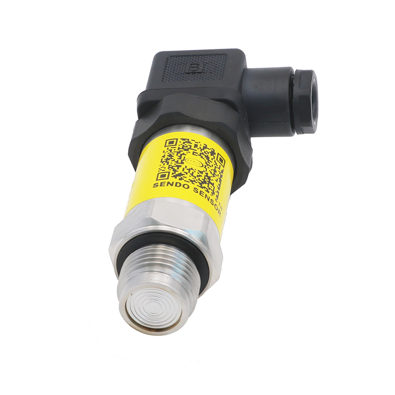 Flush druck sensor 4 20mA, 9 30V liefern, 40MPa/400bar gauge, g1/2 , 0.5% genauigkeit, edelstahl 316L membran, niedrigen kosten - 3