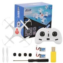 H8 Mini RC drone Headless Modo 6 Axis Gyro 2.4 GHz 4CH dron con 360 Grados Función de Despliegue de Una Tecla de Retorno RC Helicóptero zk30