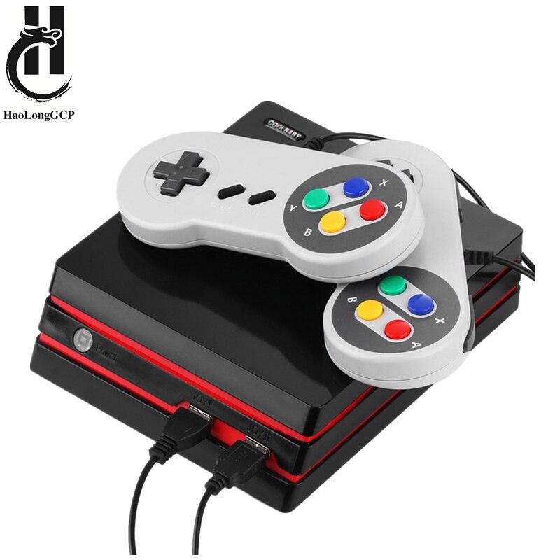 Nouvelle Console de jeu vidéo HDMI/AV 8/16/32/64 bits sortie TV rétro 600 classique famille jeux vidéo Console de jeu rétro