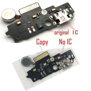 Image 3 - מקורי IC B2017 עבור ZTE Axon 7 מיני Axon7 B2017G Axonmini Dock USB טעינת נמל לוח להגמיש כבל מחבר חלקי