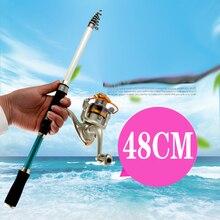 2019 새로운 디자인 짧은 하드 1.8 3.6 m 회전 바위 낚시대 ultralight protable 탄소 여행로드 seafshing pesca 극