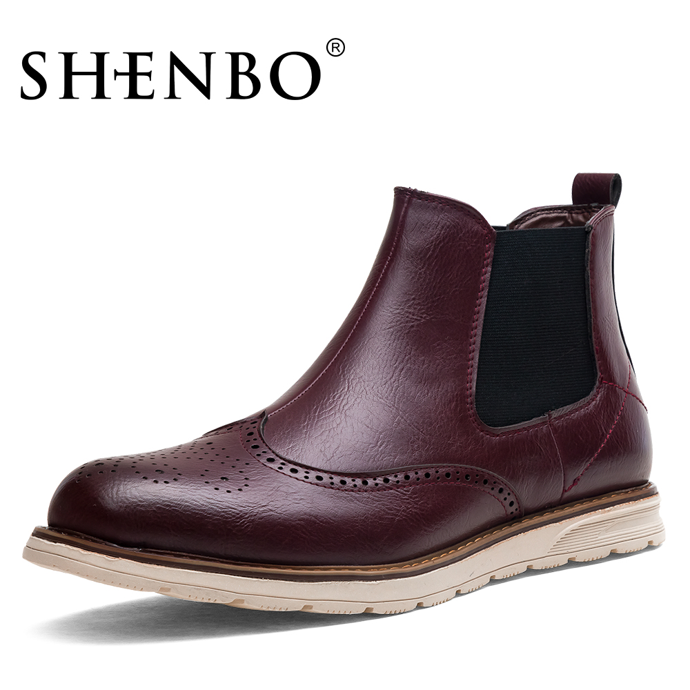 Online Get Cheap Mens Red Boots -Aliexpress.com | Alibaba Group
