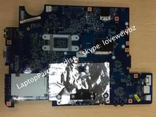 100% working NAWA2 LA-5972P REV:1.0 Motherboard For Lenovo G555