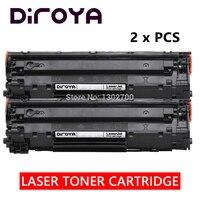 2PCS CF283A 83A CF 283A 283 A toner cartridge for HP M125 M201 225 M127fn M127fw M225dn M225 M225dw M225rdn M201dw M201n powder Toner Cartridges    -
