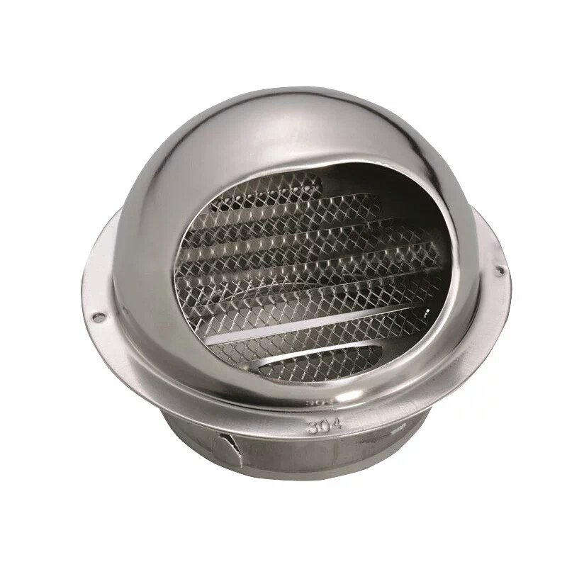 Air Vent Fans For Ducts : Pc hon guan quot round air vent duct grill extractor fan