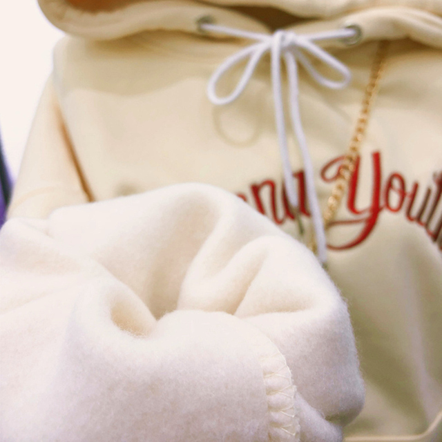 Chic Letter Hoodies Sweatshirts 5