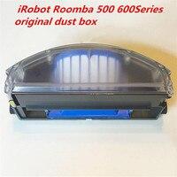 New For IRobot Roomba 500 600 Series Aero Vac Dust Bin Filter Aerovac Bin Collecter 510
