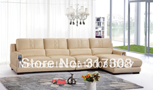 Morden sofa ,leather sofa, corner sofa, livingroom furniture, corner sofa factory export wholesale 39(China)