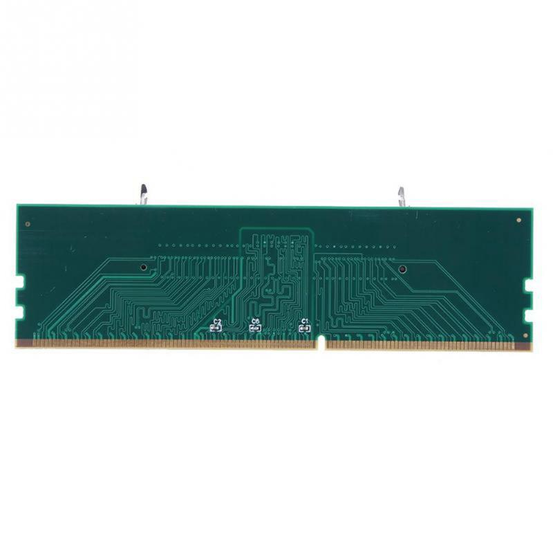 Image 5 - 240 To 204P DDR3 DIMM RAM Memory Adapter Card Desktop Connector Computer Part Desktop Component-in Add On Cards from Computer & Office