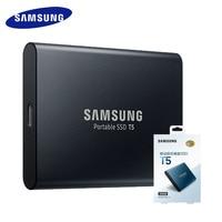 Samsung T5 External SSD 250GB 500GB 1T 2T External Solid State HD Hard Drive USB 3