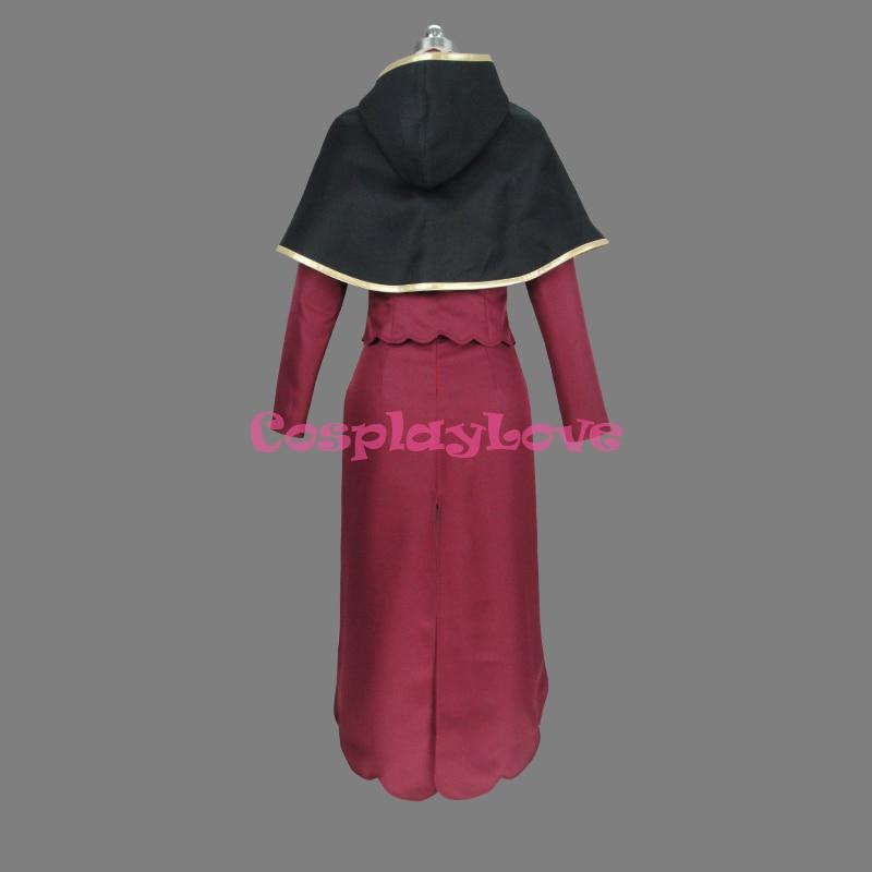 Black Clover Vannesa Enoteca Cosplay Costume Custom-made For Christmas Halloween CosplayLove (4)