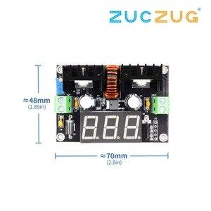 Image 3 - XL4016 LM317 LED Digital Voltmeter Voltage Regulator Meter XL4016E1 DC DC Buck Step Down Module 200W 8A PWM 4 40V to 1.25 36V