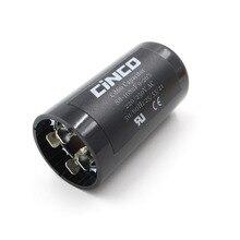 CD60 Motor Start Capacitors RV Motor Starting 88-108MFD 220V 250V 275V 88-108 mf uf Compressor HVAC Electrolytic 220VAC 250VAC
