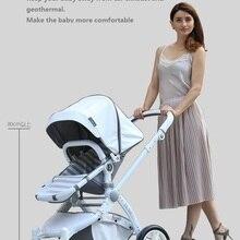 2 в 1 портативная многофункциональная детская коляска с зонтиком, светильник для новорожденных, детская коляска Babyhit, детская коляска